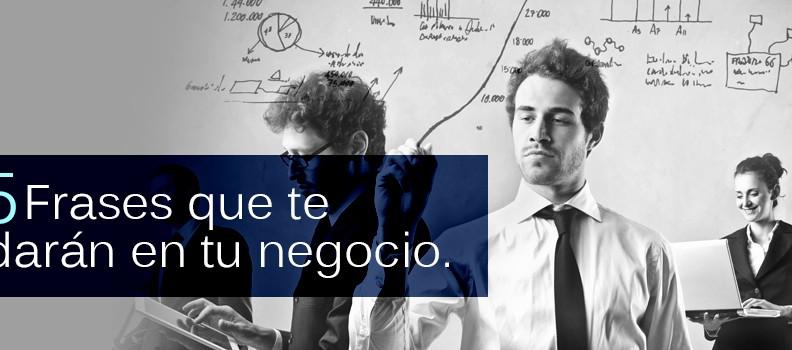 15 Frases de trabajo en equipo que te ayudarán en tu negocio.