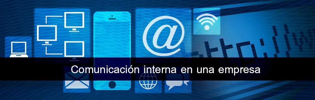 Comunicación interna en una empresa…